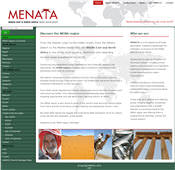 MENATA - promoting travel to North Africa and the Middle East