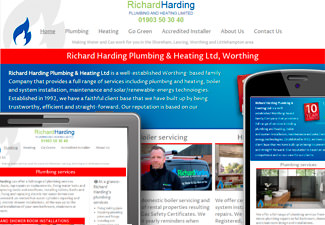 Worthing's finest plumbing and heating business