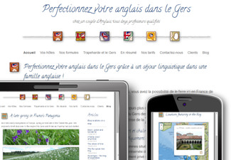 Séjours linguistiques - learn English in the Gers