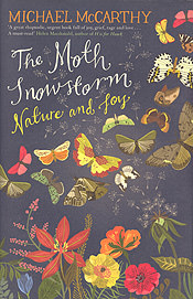 Moth Snowstorm: Nature and Joy