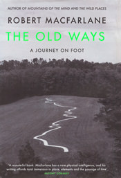 The Old Ways by Robert Macfarlane book jacket