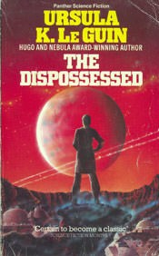 The Dispossessed by Ursula K. Le Guin book jacket