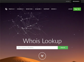 Domain Tools Whois Lookup