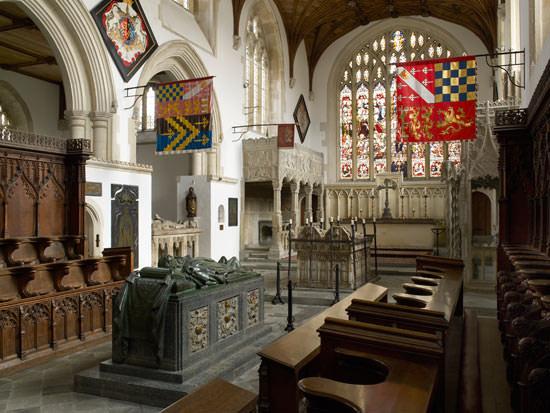 Arundel Castle Chapel