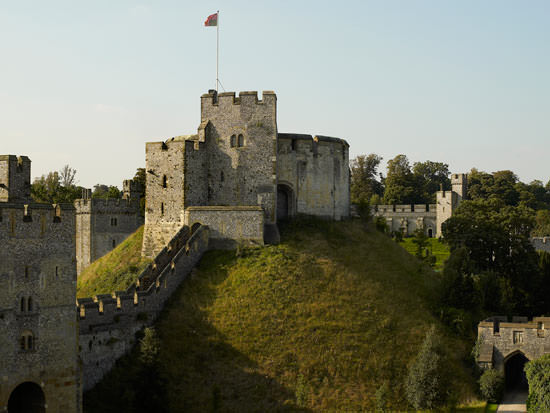 Arundel Castle Keep