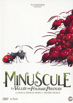 Minuscule - The Valley of the Lost Ants