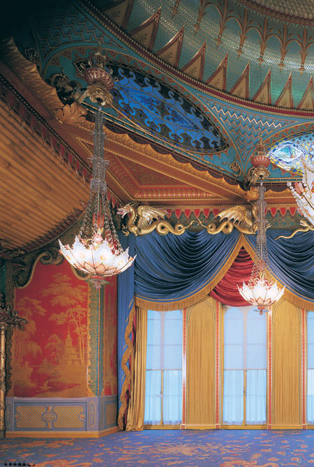 The Royal Pavilion, Music Room