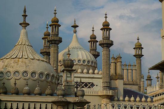 Royal Pavilion roofscape