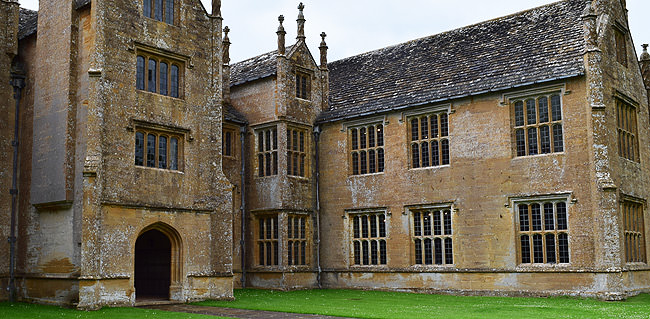Barrington Court in Somerset