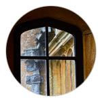8/9 Glazing at Barrington Court