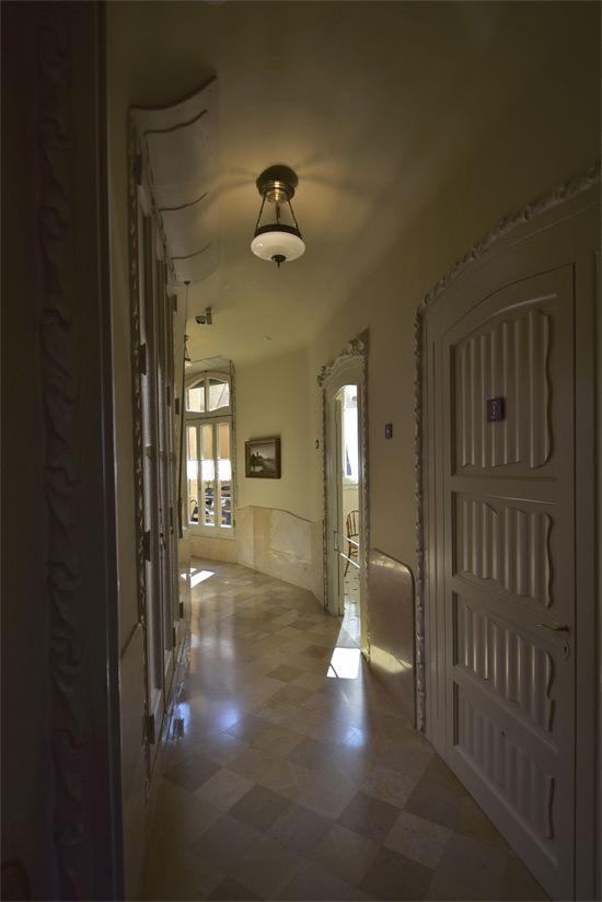 12/13 Part of La Casa Milà's apartment