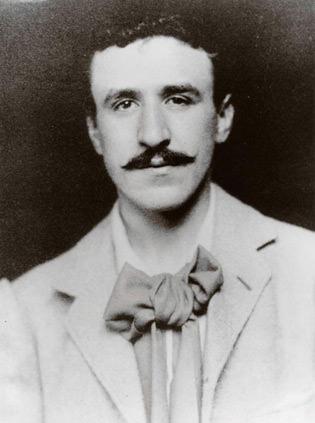 Photograph of Charles Rennie Mackintosh