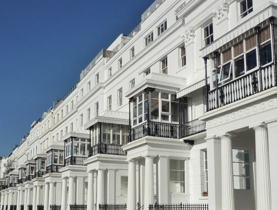 Brighton's Chichester Terrace<br>Brighton's Chichester Terrace