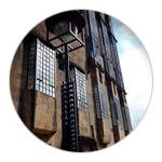 The Glasgow School of Art - west facade