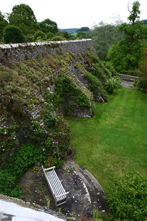 8/25 Haddon's formidable limestone ramparts
