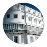 Brighton's Lewes Crescent