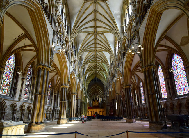 Lincoln's nave