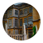 5/9 The East Court at Montacute House