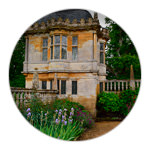 A garden pavilion at Montacute House