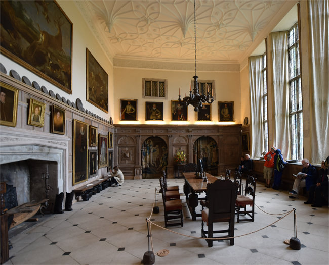 2/16 Parham House, the Great Hall