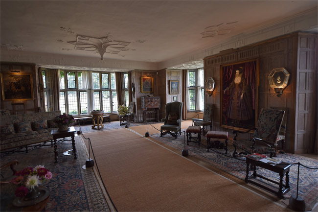 4/16 Parham House, the Great Parlour