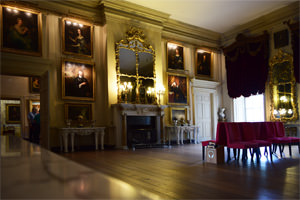 6/23 Petworth House, the Square Dining Room