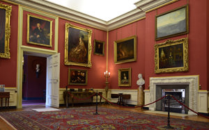11/23 Petworth House's Red Room