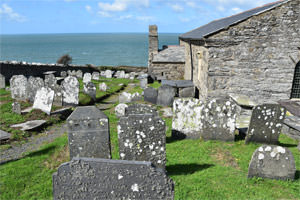 St. Celynin's Church at Llangelynnin