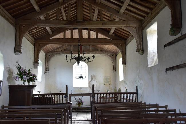 St. Celynin's Church at Llangelynnin