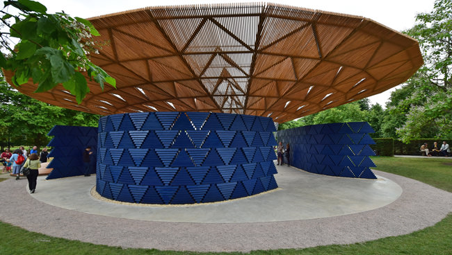 3/5 The Serpentine Gallery Pavilion 2017