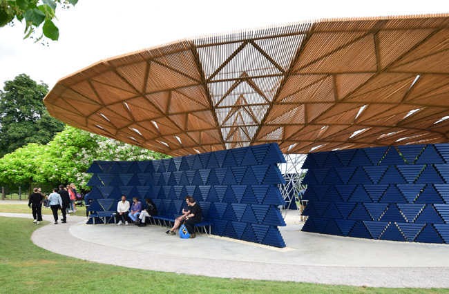 The Serpentine Gallery Pavilion 2017