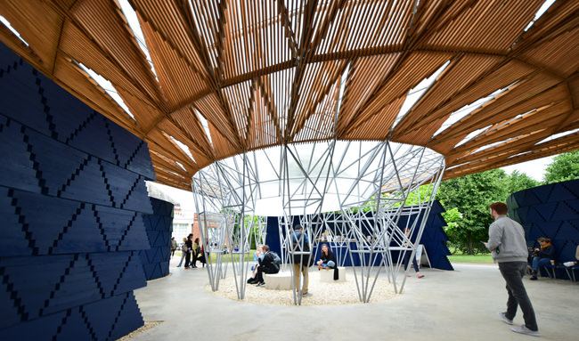 2/5 The Serpentine Gallery Pavilion 2017