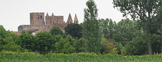 L'eglise Notre-Dame-de-l'Assomption, Simorre