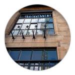 The Glasgow School of Art - detail of west façade