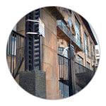 The Glasgow School of Art - front façade