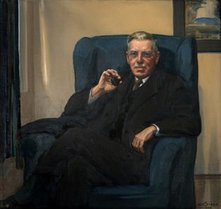 Portrait of Walter Blackie