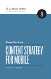Content Strategy for Mobile book cover