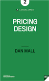 Pricing Design by Dan Mall book cover