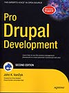 Pro Drupal Development - 2nd edition
