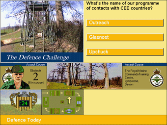Defence Challenge Senior Quiz (Ministry of Defence)