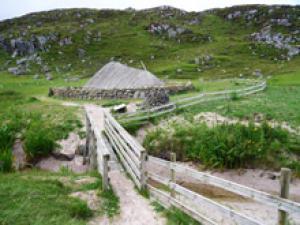 Bostah Iron Age Village