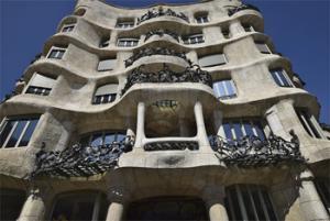 Casa Milà, La Pedrera, Barcelona
