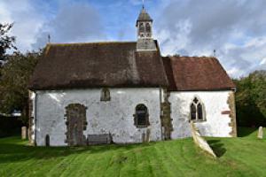 St Botolph's Church, Hardham